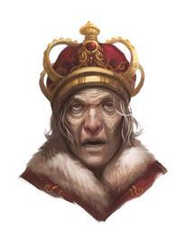 King Eodred Arabasti II
