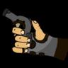Finn's pistol
