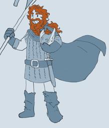 Ulfrick Henrikson Seabeard the Red