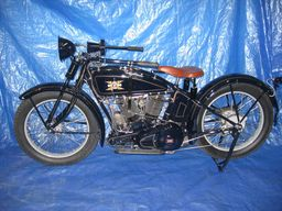 1915 Excelsior Autocycle
