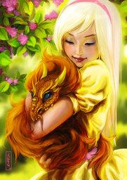 Dejah Tarris [Dragon Seer]