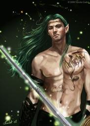 Nikolai [Fae King / Efferenus]