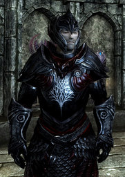 Black Steel Armor