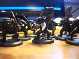 Ork ninjas