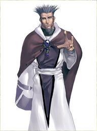 Father Tristan