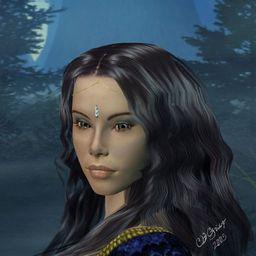 Moiraine Damodred