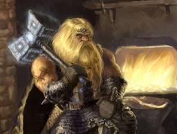 Baldur the Dwarf