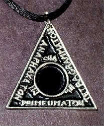 Mysterious Amulet