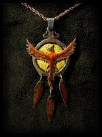 Pheonix Amulet