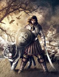 Sir Magnus Khulhan -  Ajani Goldmane