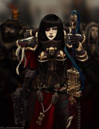 Inquisitor Cersei Halwood