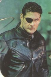 Commander Crang