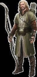 Commander Marcus Thalassinus Endrin
