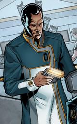 Colonel Raymond Ashe