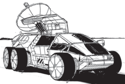 Swift Wind Scout Car