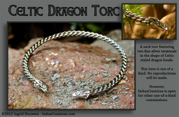 Righteous Lion Torc