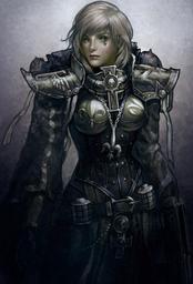 Inquisitor Hezika Carmillus