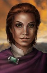 Lady Ella Redgarden