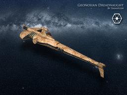Géonosian Dreadnaught: Le Karowbaar