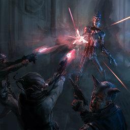 IG-310,  droid assassin de quatrième catégorie (détruit)