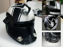 Commando full spectrum helmet
