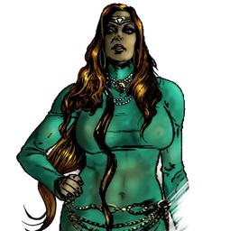 Lady Lucilla Sivanus