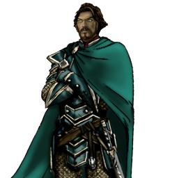 """Syr Antonys Sivanus, """"Knight of the Nine Seas"""""""