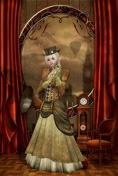 Lady Blanche Watts