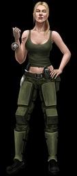 Corporal Roxana Wynd