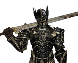 "Syr Baret ""The Dreadknight"""