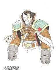 Greggor the Dredge