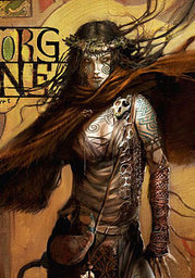 Morrigan Black