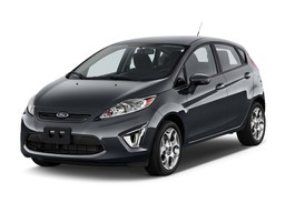 Vehicle: '11 Ford Fiesta