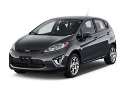 Vehicle: '11 Ford Fiesta