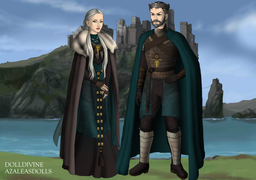 Lord Falcron Greyjoy