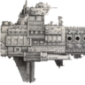 Svard Defense Force Frigate