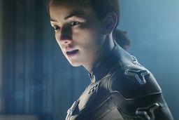 Commander Zoe Cimbria