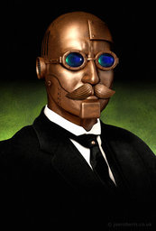 Reginald B. McGuinness, Esquire (Automaton RB-912)