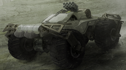 Quarry Master's Survey Rover-4