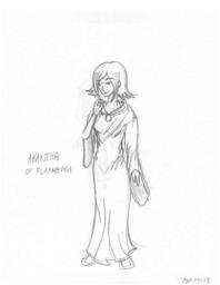 Akantha of House Flambeau
