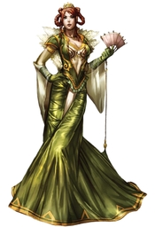 Queen Ileosa Aribasti
