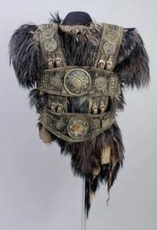Chief Treakll's Battered Hide Armor