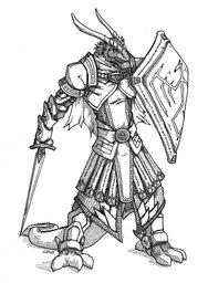 Valorus The Platinum Knight