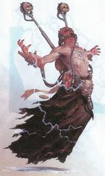 [NPC] Saynay Clan Sorcerer