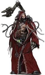 [NPC] Chaos Heretek