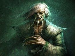 Sorcerer-King Dregoth