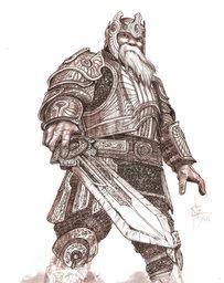 Orothiar, Marko