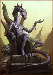 Sorcerer-King Nibenay