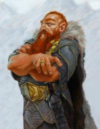 Mordrak Ironaxe