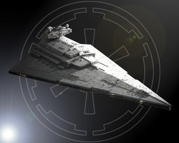 ISD Imperial Star Destroyer
